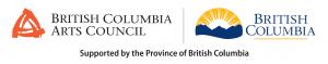 BC Arts Council logo